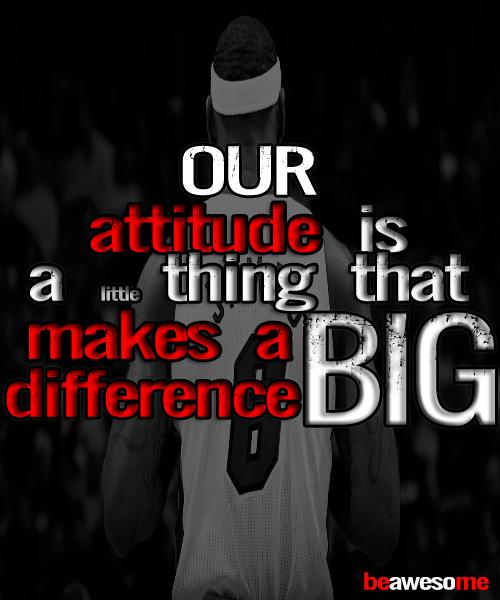 #OurAttitude