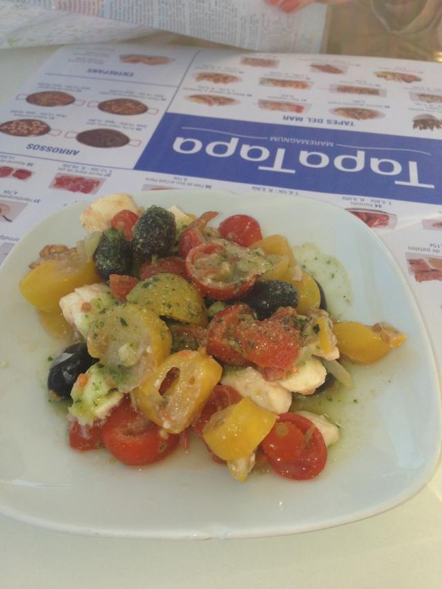 Tapa/Salad