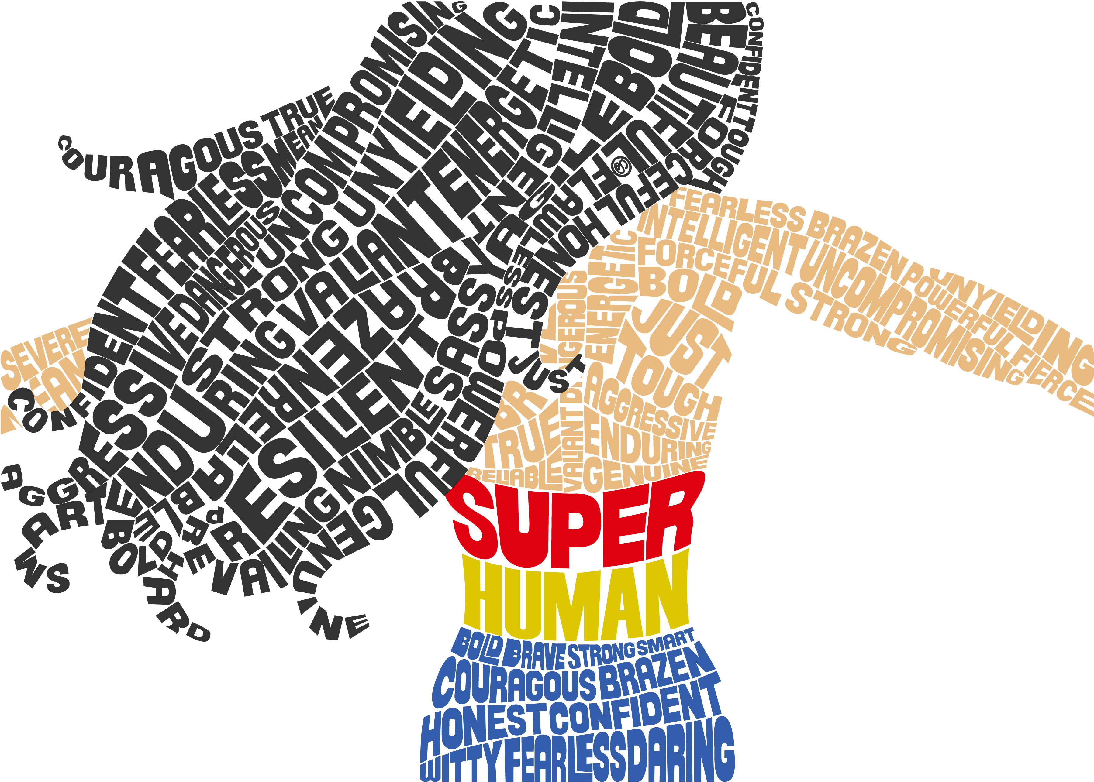 super humans Throughout history, the forces of evolution and genetic mutation have endowed humans with astonishing new abilities and features it's a process that continues to.