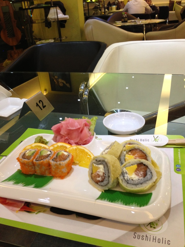 SushiAnyone?